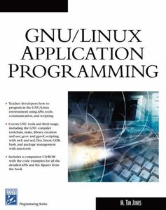 GNU/Linux Application Programming (Paperback)-cover
