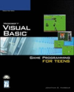 Visual Basic Game Programming For Teens-cover