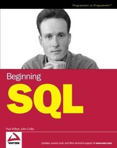 Beginning SQL-cover