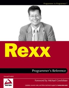 Rexx Programmer's Reference-cover