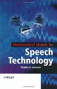 Mathematical Models of Speech Technology (Hardcover)-cover