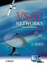 VSAT Networks, 2/e-cover