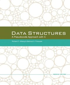 Data Structures: A Pseudocode Approach with C, 2/e (Hardocver)-cover