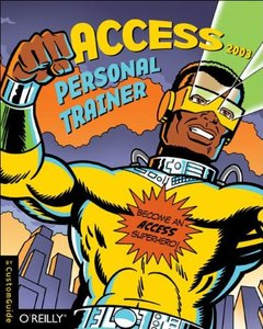 Access 2003 Personal Trainer-cover
