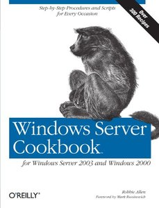 Windows Server Cookbook-cover