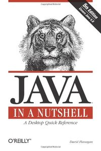 Java in a Nutshell, 5/e (Paperback)-cover