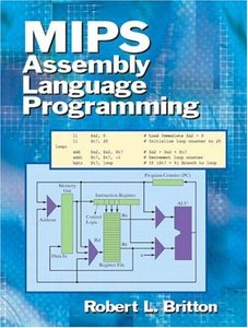 MIPS Assembly Language Programming-cover