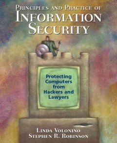 Principles and Practice of Information Security-cover