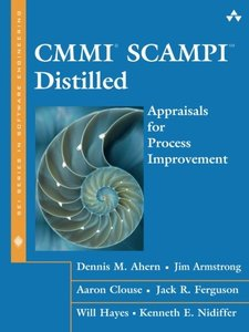CMMI SCAMPI Distilled: Appraisals for Process Improvement-cover