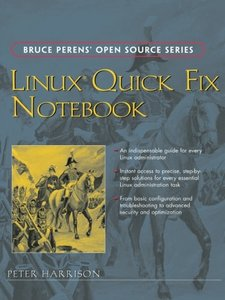 Linux Quick Fix Notebook-cover
