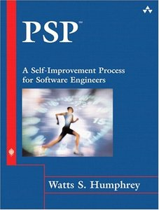 PSP: A Self-Improvement Process for Software Engineers (Hardcover)-cover
