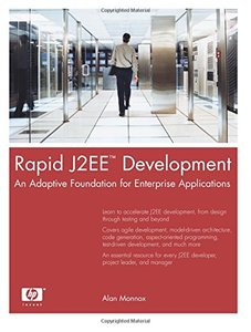 Rapid J2EE Development: An Adaptive Foundation for Enterprise Applications (Paperback)-cover