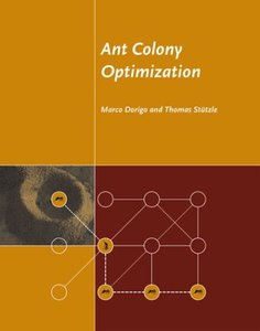 Ant Colony Optimization (Hardcover)-cover