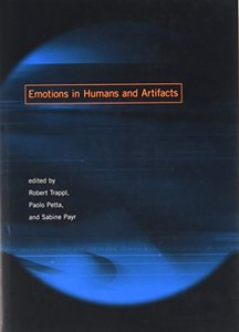 Emotions in Humans and Artifacts (Hardcover)-cover
