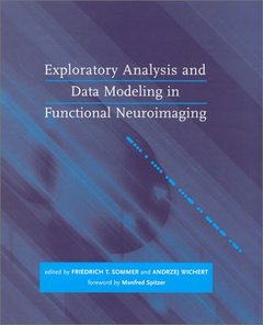 Exploratory Analysis and Data Modeling in Functional Neuroimaging (Hardcover)-cover