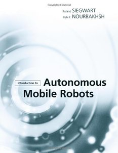 Introduction to Autonomous Mobile Robots-cover