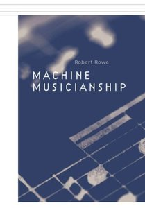Machine Musicianship (Paperback)-cover