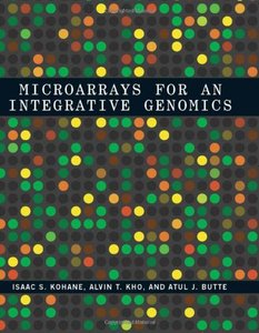 Microarrays for an Integrative Genomics (Hardcover)-cover