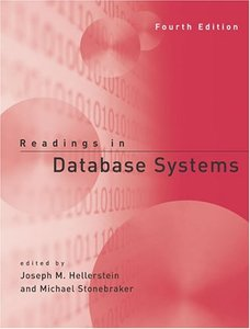 Readings in Database Systems, 4/e (Paperback)-cover