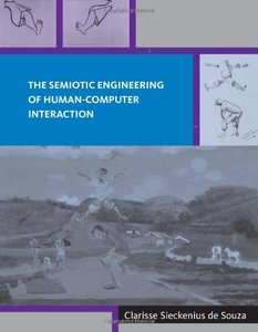 The Semiotic Engineering of Human-Computer Interaction (Hardcover)-cover