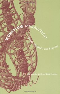 Workflow Management: Models, Methods, and Systems (Paperback)-cover