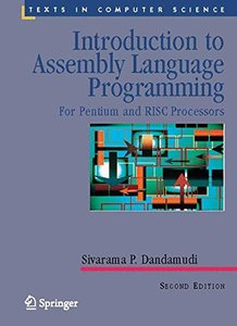 Introduction to Assembly Language Programming: For Pentium and RISC Processors, 2/e (Hardcover)-cover