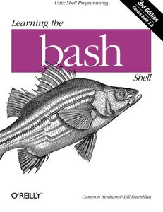 Learning The Bash Shell, 3/e (Paperback)-cover