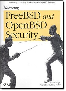 Mastering FreeBSD and OpenBSD Security (Paperback)-cover