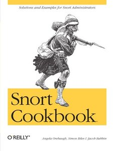 Snort Cookbook-cover