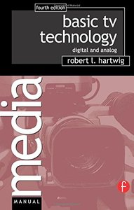 Basic TV Technology: Digital and Analog, 3/e-cover