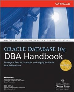 Oracle Database 10g DBA Handbook (Paperback)-cover