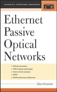 Ethernet Passive Optical Networks-cover