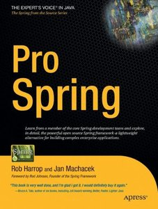 Pro Spring-cover