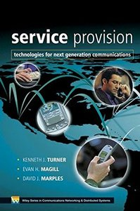 Service Provision: Technologies for Next Generation Communications-cover