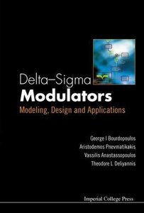 Delta-Sigma Modulators: Modeling, Design and Applications (Hardcover)-cover
