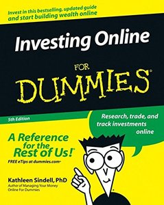 Investing Online for Dummies, 5/e-cover