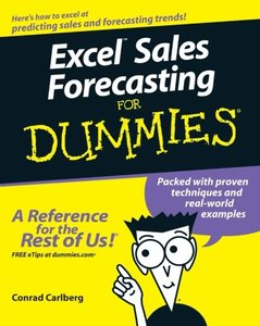 Excel Sales Forecasting For Dummies(r)-cover