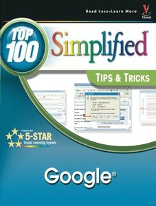 Google: Top 100 Simplified Tips & Tricks-cover