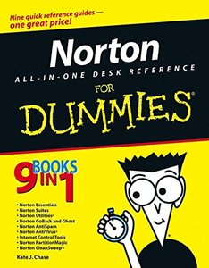 Norton All-In-One Desk Reference For Dummies-cover