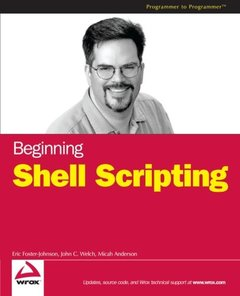 Beginning Shell Scripting-cover