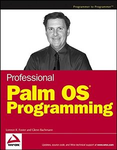 Professional Palm OS Programming-cover