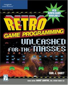 Retro Game Programming: Unleashed for the Masses-cover