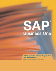 SAP Business One: Simple But Powerful (Paperback)-cover