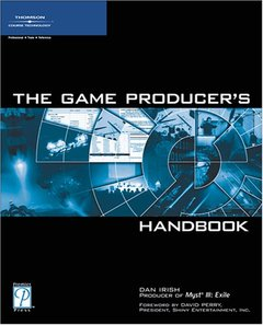The Game Producer's Handbook-cover