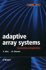 Adaptive Array Systems: Fundamentals and Applications (Hardcover)