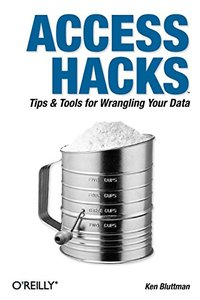 Access Hacks (Paperback)-cover
