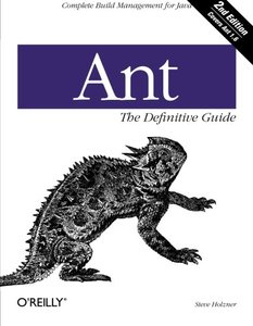 Ant: The Definitive Guide, 2/e (Paperback)-cover