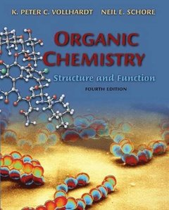 Organic Chemistry, 4/e: Structure and Function-cover