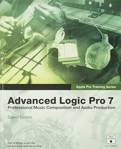 Apple Pro Training Series: Advanced Logic Pro 7-cover
