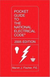 Pocket Guide to the National Electrical Code 2005, 8/e-cover